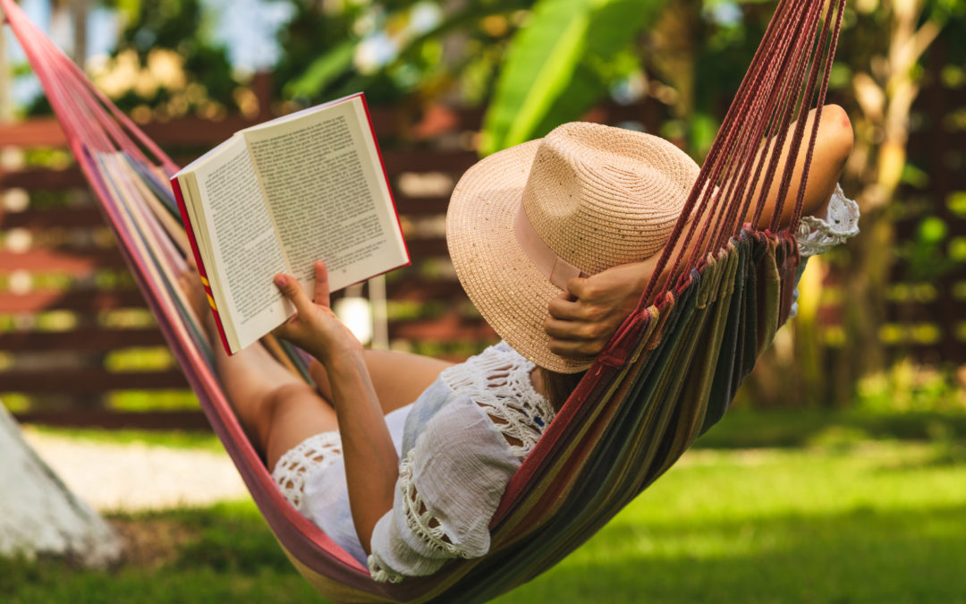 Summer reading: enjoy a great book about gardening